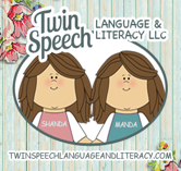Vintage Twin Speech logo