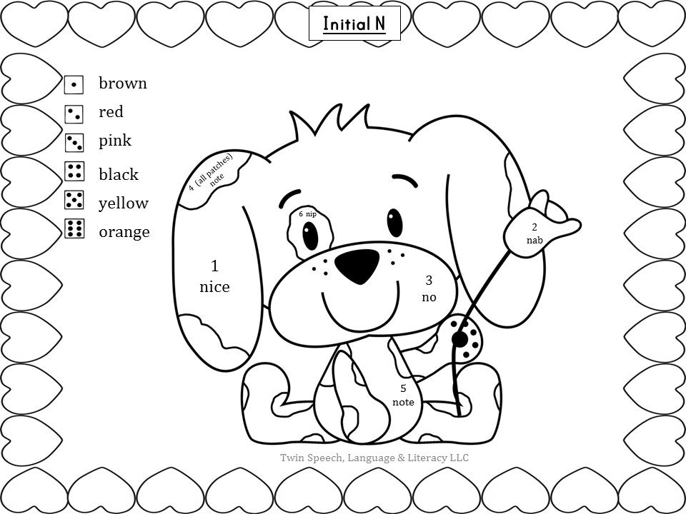 Articulation Worksheets Templates and Worksheets – Articulation Worksheets